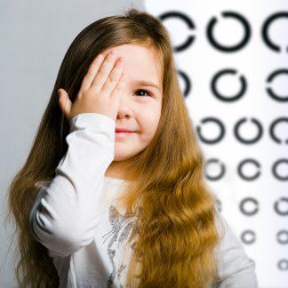 Pediatrisk optometri